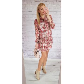 Sukienka ALEXA różowa
